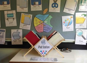 iPad Station 01